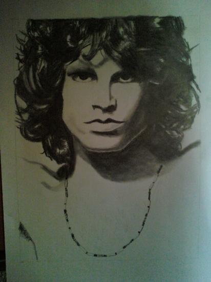 Jim Morrison by BiSOu
